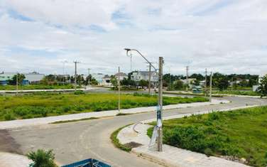 100 m2 residential land for sale in Vinh Long