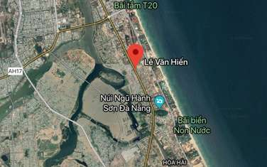 4000 m2 residential land for rent in District Ngu Hanh Son