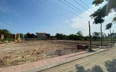100 m2 land for sale in District Dai Loc