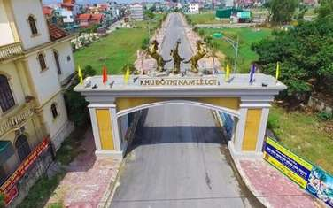 110 m2 land for sale in Thanh pho Vinh