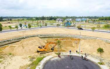 100 m2 residential land for sale in District Ngu Hanh Son