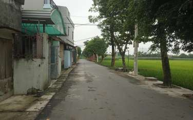 500 m2 residential land for sale in District Dong Anh