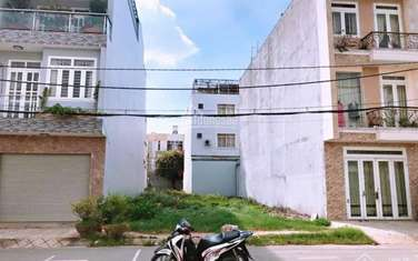 80 m2 land for sale in District Tan Phu