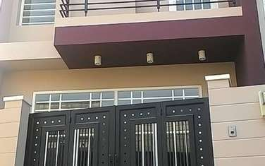 4 bedroom townhouse for sale in District Binh Thanh