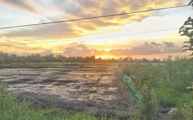 850 m2 residential land for sale in District Chau Thanh A