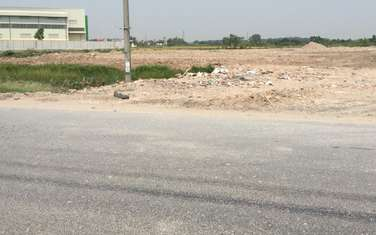 27000 m2 commercial land for sale in District My Hao