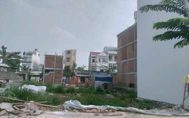 60 m2 land for sale in District Thu Duc