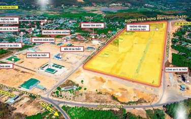 100 m2 land for sale in District Sa Thay