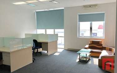 100 m2 Office for rent in District Hoang Mai