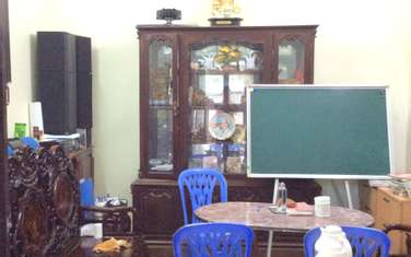 6 bedroom townhouse for rent in District Thanh Xuan