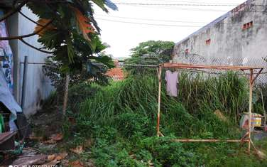 95 m2 land for sale in District Thu Duc