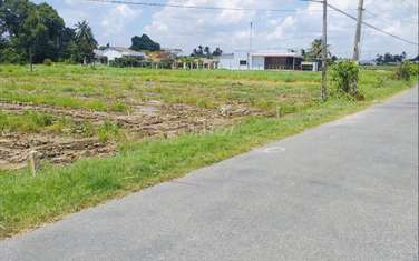 1125 m2 residential land for sale in District Bau Bang