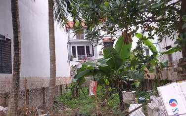 84 m2 residential land for sale in District Long Bien