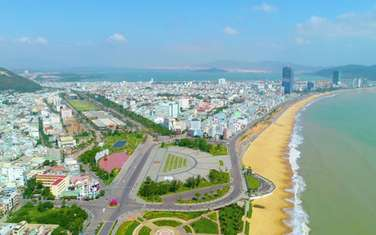 125 m2 residential land for sale in Thi Xa An Nhon