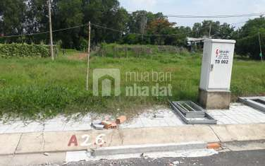 500 m2 residential land for sale in District Bau Bang