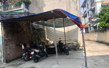 38 m2 residential land for sale in District Gia Lam