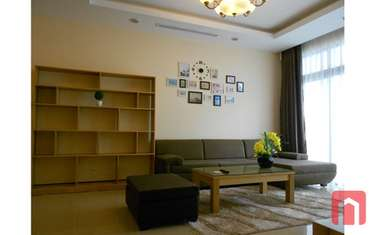 Apartment for rent in District Cau Giay