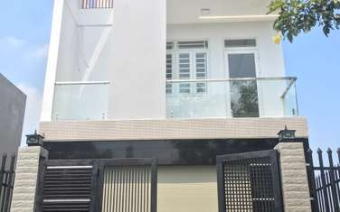 4 bedroom townhouse for sale in District Binh Chanh