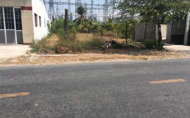 1200 m2 residential land for sale in District Binh Long