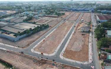 66 m2 residential land for sale in District Thuan An