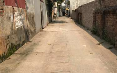 70 m2 residential land for sale in District Dong Anh
