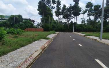140 m2 residential land for sale in Ba Ria