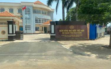 147 m2 residential land for sale in District Dong Phu
