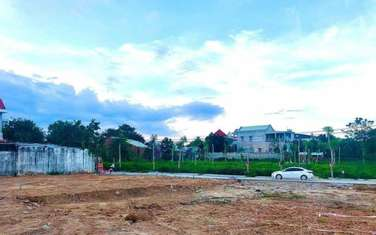 222 m2 residential land for sale in District Dai Loc