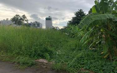 100 m2 land for sale in District 9