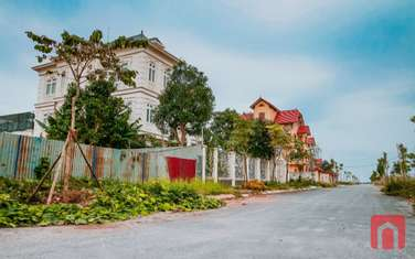 98 m2 residential land for sale in District Yen My