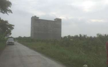 979.8 m2 residential land for sale in District Go Cong Dong