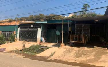 148 m2 residential land for sale in District Lac Duong