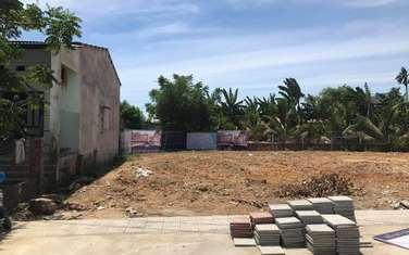 120 m2 residential land for sale in District Dai Loc