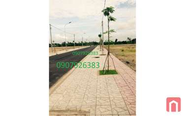 188 m2 residential land for sale in District Phung Hiep