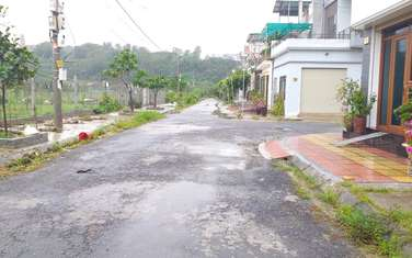 600 m2 residential land for sale in District Do Son