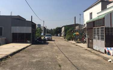 100 m2 residential land for sale in District Trang Bom