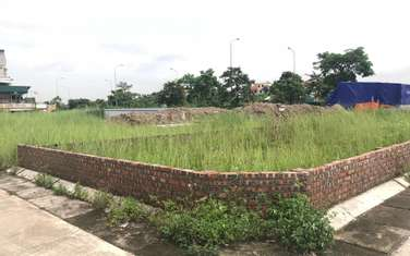 53 m2 residential land for sale in District Gia Lam