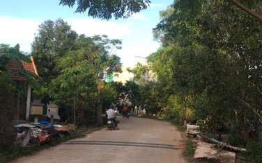 670 m2 residential land for sale in District Phu Loc