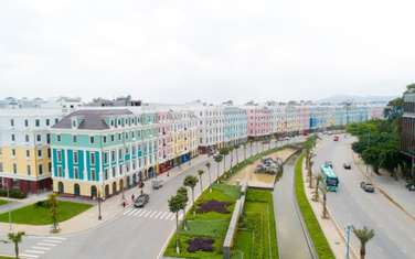 21 bedroom townhouse for sale in Ha Long