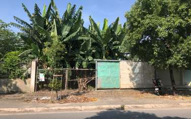 206 m2 residential land for rent in District Hoc Mon