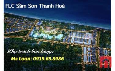 108 m2 land for sale in Thi Xa Sam Son