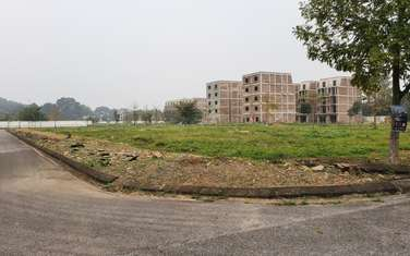 75 m2 residential land for sale in Thi Xa Son Tay