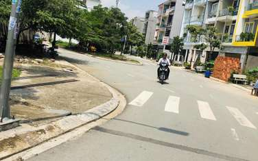 104 m2 residential land for sale in District Binh Tan