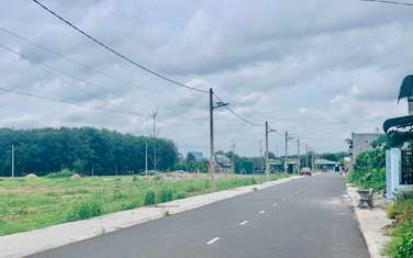 275 m2 residential land for sale in Phu My town