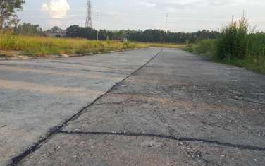 124 m2 residential land for sale in District Tam Duong