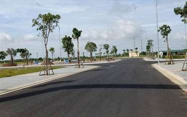 120 m2 residential land for sale in Ba Ria