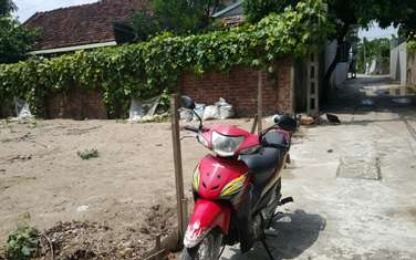 100 m2 residential land for sale in District Phuc Tho