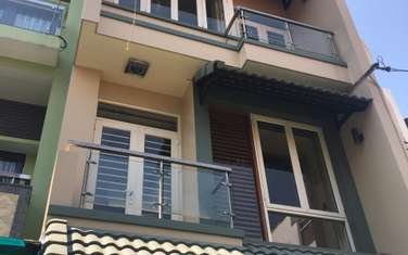4 bedroom townhouse for rent in District Phu Nhuan