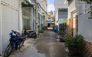 53 m2 residential land for sale in Ben Tre