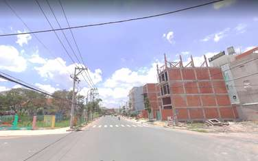 89 m2 residential land for sale in District Binh Chanh